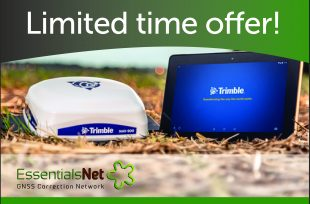 3-month trial of RTK correction service free!